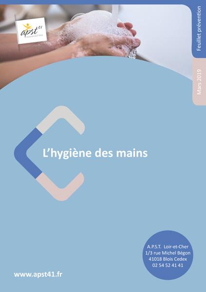 Hygiène des mains - APST41