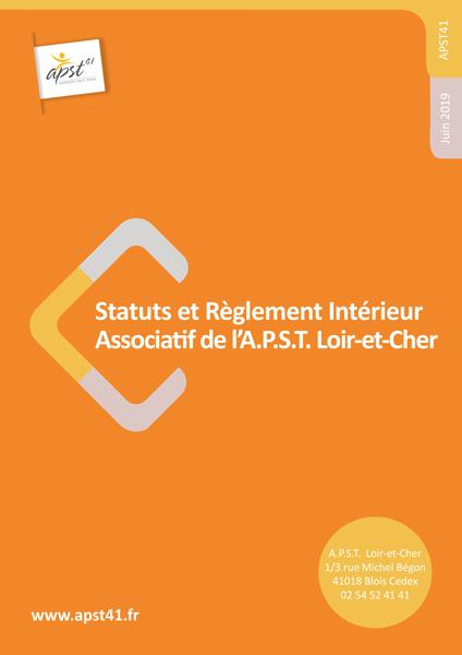 Status et règlement intérieur associatif